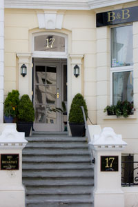 Hotel and Bed and Breakfast in Eastbourne